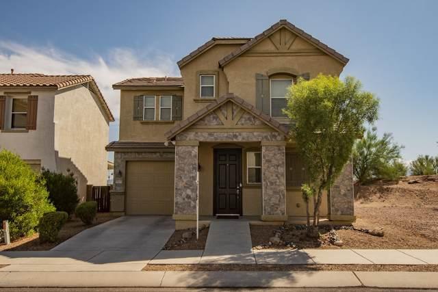 1143 S Pantano Overlook Drive, Tucson, AZ 85710 (#21924195) :: Gateway Partners | Realty Executives Tucson Elite