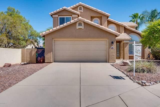 8138 N Pocono Way, Tucson, AZ 85743 (#21924392) :: Keller Williams