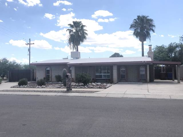 2301 W Oracle Jaynes Station Road, Tucson, AZ 85741 (#21924440) :: Long Realty Company