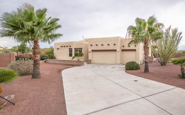 8932 S Placita Rancho De La Vista, Vail, AZ 85641 (#21924504) :: Long Realty - The Vallee Gold Team