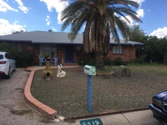 6418 E Calle Dened, Tucson, AZ 85710 (#21924772) :: Gateway Partners | Realty Executives Tucson Elite