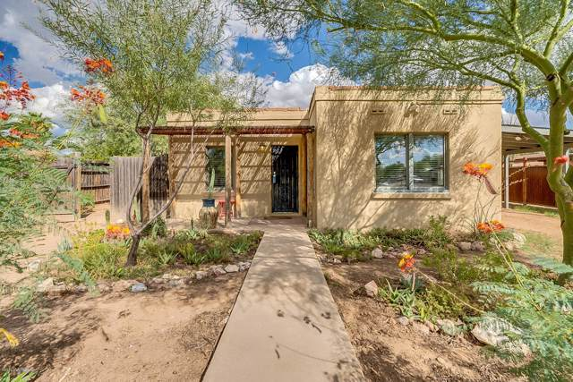 2216 N Belvedere Avenue, Tucson, AZ 85712 (#21924775) :: Long Realty - The Vallee Gold Team