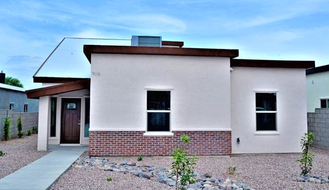 934 S Fremont Avenue, Tucson, AZ 85719 (#21924807) :: Long Realty - The Vallee Gold Team