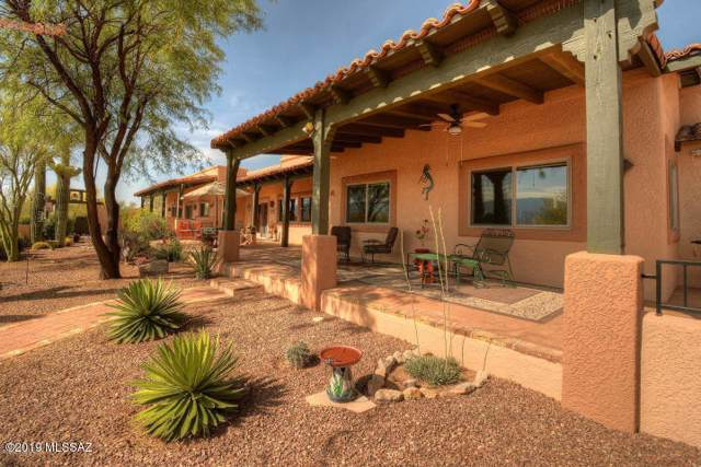 2955 N Tomahawk Trail, Tucson, AZ 85749 (#21925351) :: Long Realty - The Vallee Gold Team