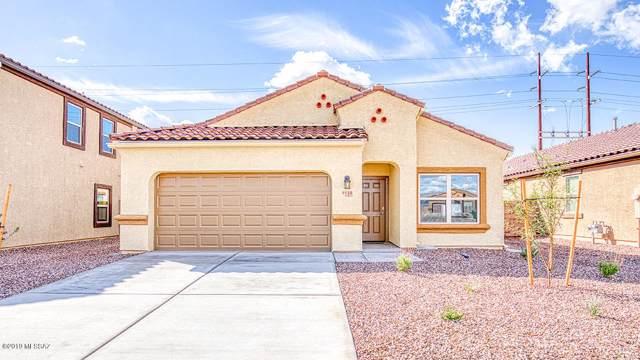 9119 W Blue Roan Lane, Marana, AZ 85653 (#21926035) :: Long Realty - The Vallee Gold Team