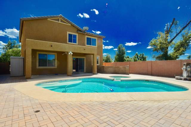 124 S Burro Canyon Place, Sahuarita, AZ 85629 (#21926117) :: Long Realty - The Vallee Gold Team