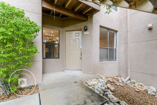 6655 N Canyon Crest Drive #12170, Tucson, AZ 85750 (#21926212) :: Long Realty - The Vallee Gold Team