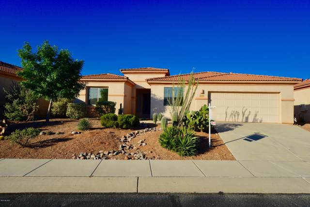 2313 W Calle Balaustre, Green Valley, AZ 85622 (#21926331) :: Long Realty Company