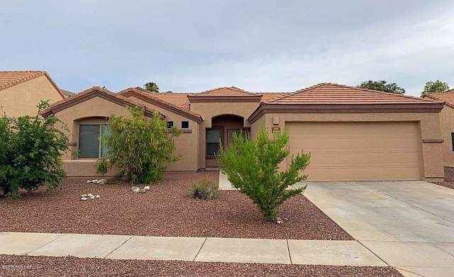 10190 E Corte Madera Fina, Tucson, AZ 85730 (#21926555) :: Realty Executives Tucson Elite