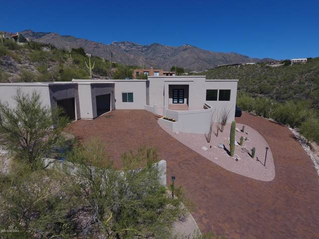 5635 E Via Arbolada, Tucson, AZ 85750 (#21926646) :: Tucson Property Executives