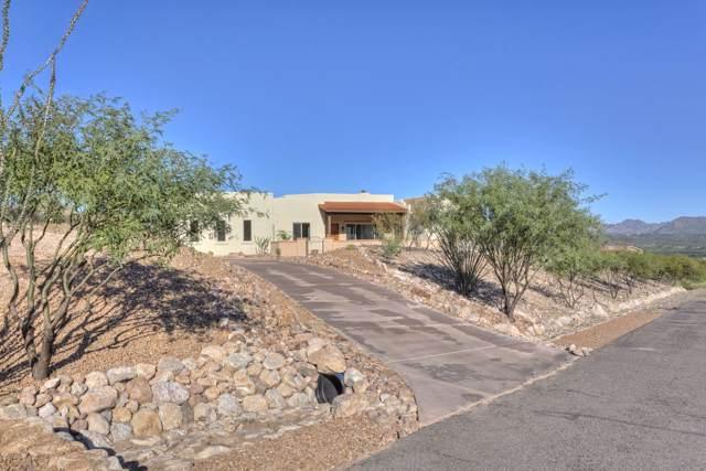 27 Tierra Libre Court, Tubac, AZ 85646 (#21926688) :: Tucson Property Executives