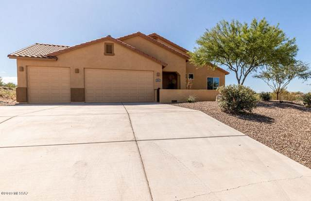 13657 S Sonoita Ranch Circle, Vail, AZ 85641 (#21926925) :: Tucson Property Executives