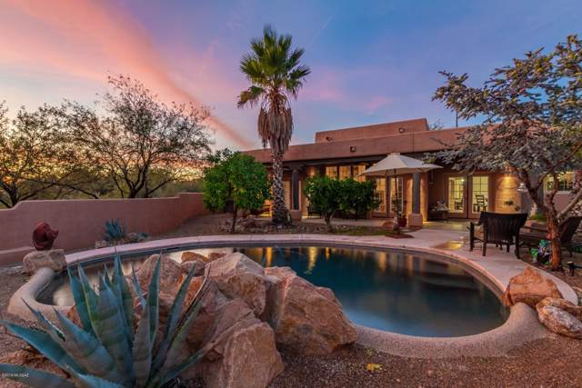 4760 E Wagon Train Road, Tucson, AZ 85739 (#21927019) :: The Josh Berkley Team