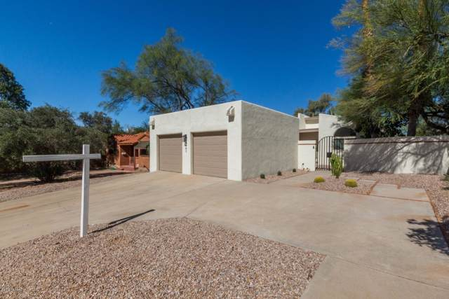 2021 E Mabel Street, Tucson, AZ 85719 (#21927128) :: Long Realty - The Vallee Gold Team