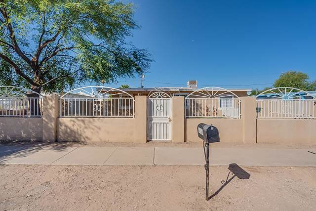4626 S Fremont Avenue, Tucson, AZ 85714 (#21927186) :: Tucson Property Executives
