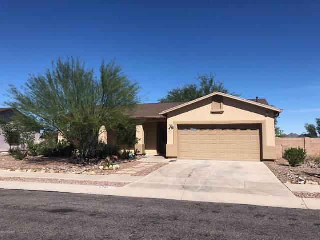 6397 S Cowpoke Drive, Tucson, AZ 85757 (#21927349) :: Long Realty Company