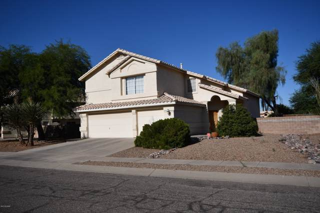 8891 N Yellow Moon Drive, Tucson, AZ 85743 (#21927521) :: Long Realty - The Vallee Gold Team
