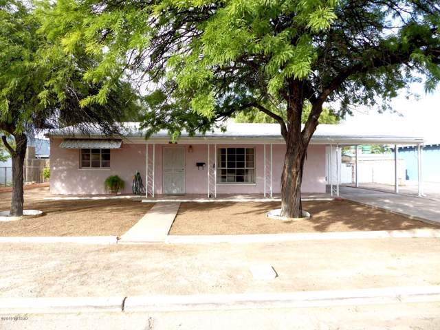 2229 E Parkway Terrace, Tucson, AZ 85719 (#21927893) :: Long Realty - The Vallee Gold Team