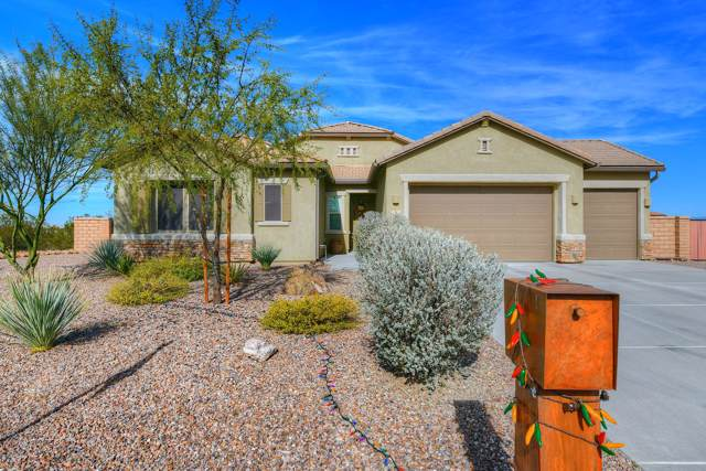 1361 E Madera Estates Lane, Sahuarita, AZ 85629 (#21928365) :: Long Realty - The Vallee Gold Team