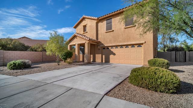 11602 W Bannerstone Street, Marana, AZ 85658 (#21928750) :: Long Realty - The Vallee Gold Team