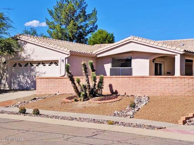 22 W Calle Manantial Kent, Green Valley, AZ 85614 (#21928822) :: Long Realty - The Vallee Gold Team