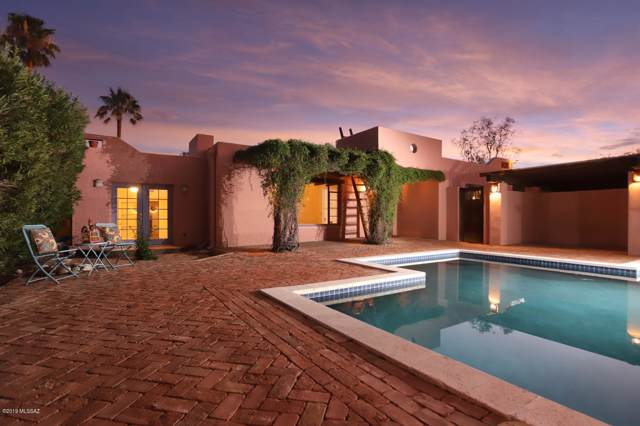 2210 E Hampton Street, Tucson, AZ 85719 (#21929094) :: Long Realty - The Vallee Gold Team