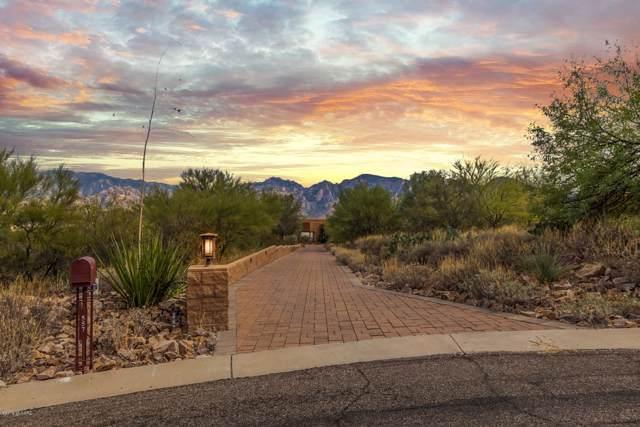 557 W Soaring Hawk Place, Oro Valley, AZ 85755 (#21929122) :: Long Realty Company