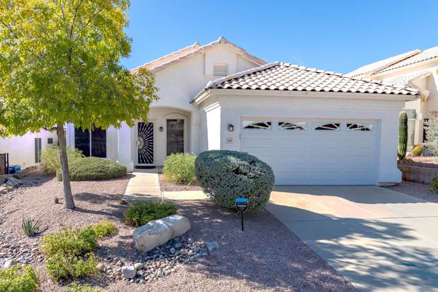5153 N Standing Rock Place, Tucson, AZ 85750 (#21929489) :: Long Realty Company