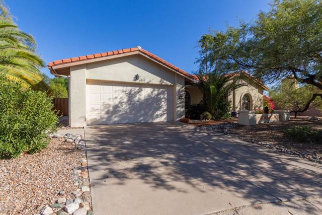 5670 N Placita Favorita, Tucson, AZ 85750 (#21929590) :: Long Realty - The Vallee Gold Team