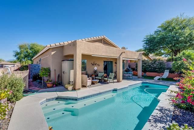 632 E Blue Rock Way, Vail, AZ 85641 (MLS #21929596) :: The Property Partners at eXp Realty