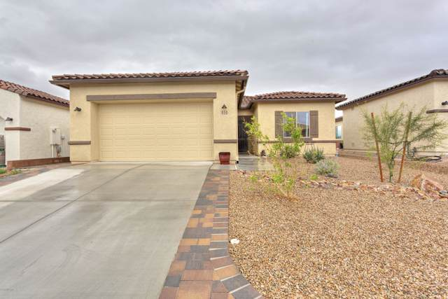 856 N Henrietta Scope Trail, Green Valley, AZ 85614 (#21929714) :: Long Realty - The Vallee Gold Team