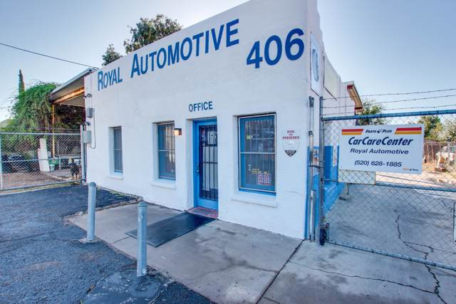 404 E Fort Lowell Road, Tucson, AZ 85705 (#21929728) :: Long Realty Company