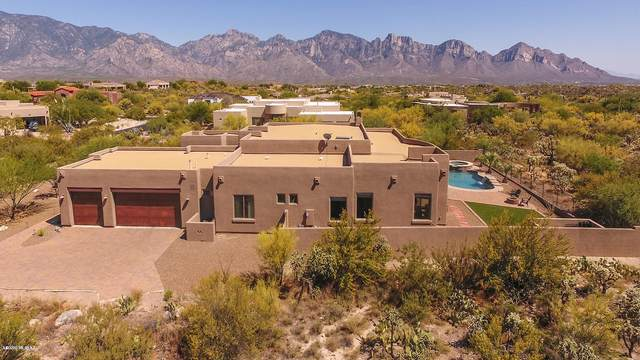 442 E Sun Spring Place, Oro Valley, AZ 85755 (#21930091) :: Realty Executives Tucson Elite