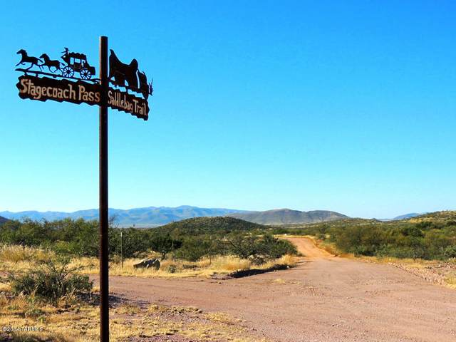 36 Acre - Stagecoach Pass #19, Elfrida, AZ 85610 (MLS #21930274) :: The Property Partners at eXp Realty