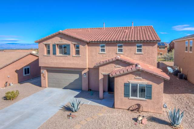 733 S Baker James Cauthen Place, Vail, AZ 85641 (#21930553) :: Long Realty - The Vallee Gold Team