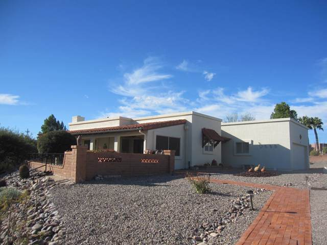 721 W Vista Hermosa Drive, Green Valley, AZ 85614 (#21930950) :: Keller Williams