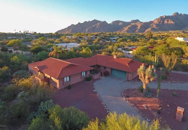 1461 E Paseo Del Zorro, Tucson, AZ 85718 (#21931085) :: Long Realty - The Vallee Gold Team