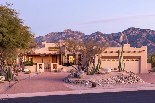 13620 N Placita Montanas De Oro, Oro Valley, AZ 85755 (#21931505) :: Long Realty Company