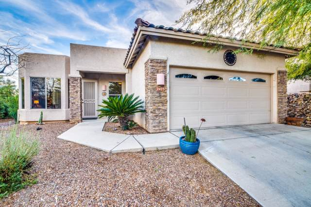 2423 W Hidden View Place, Tucson, AZ 85742 (MLS #21931533) :: The Property Partners at eXp Realty