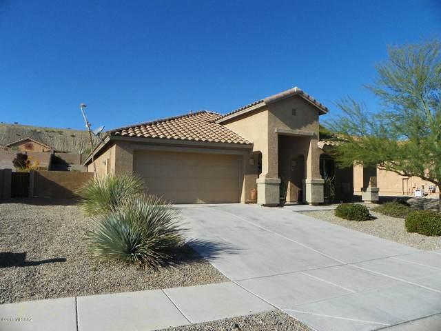 1441 N Via Alamos, Green Valley, AZ 85614 (#21931622) :: Long Realty Company