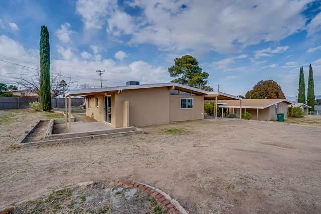 630 W 3rd Avenue, San Manuel, AZ 85631 (#21931907) :: Tucson Property Executives