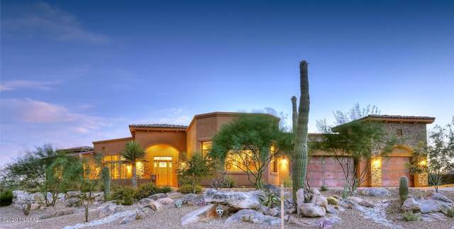 14515 N Shaded Stone Place #247, Oro Valley, AZ 85755 (#22000308) :: Long Realty Company