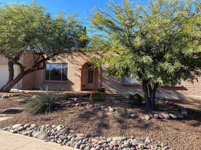 891 N Bonanza Avenue, Tucson, AZ 85748 (#22000575) :: Long Realty - The Vallee Gold Team