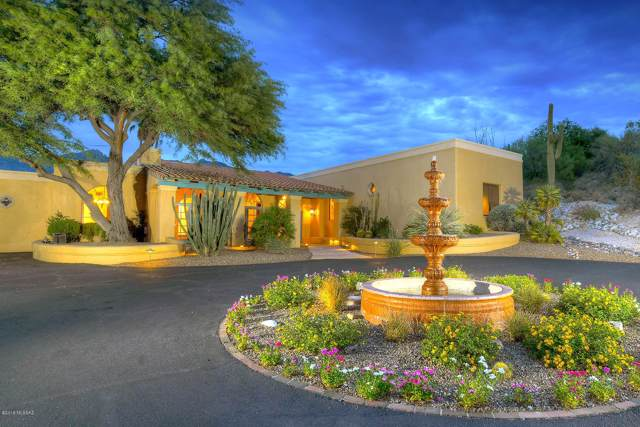 5081 N Camino Sumo, Tucson, AZ 85718 (#22000702) :: Long Realty - The Vallee Gold Team