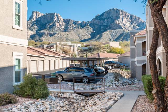 1500 E Pusch Wilderness Dr #6108, Oro Valley, AZ 85737 (#22000853) :: The Local Real Estate Group | Realty Executives