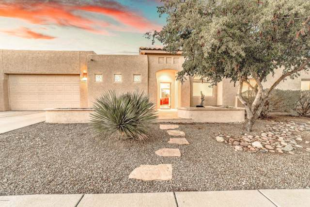 3711 N Banner Mine Drive, Tucson, AZ 85745 (MLS #22000884) :: The Property Partners at eXp Realty