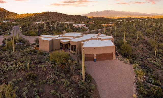 5181 W Trails End Road, Tucson, AZ 85745 (#22001208) :: Long Realty - The Vallee Gold Team