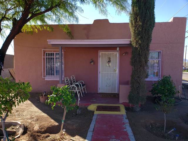 3602 S 9Th Avenue, Tucson, AZ 85713 (#22001410) :: Long Realty - The Vallee Gold Team