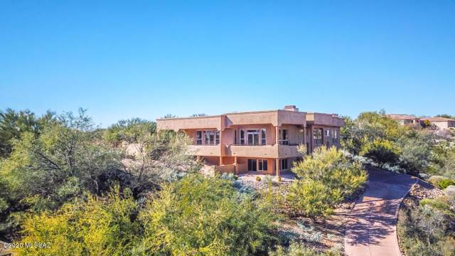 10685 N Summer Moon Place, Oro Valley, AZ 85737 (#22001462) :: Keller Williams