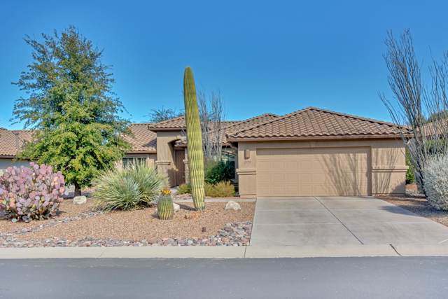 2559 E Alger Drive, Green Valley, AZ 85614 (#22001758) :: Long Realty - The Vallee Gold Team